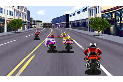 Road Rash Game Free Download Full Version For PC - Games WORLD