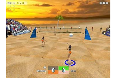 Full Beach Volleyball version for Windows.