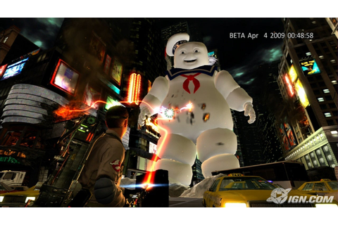 Ghostbusters The Video Game (PS3) 2009 | Torrent Games Oficial