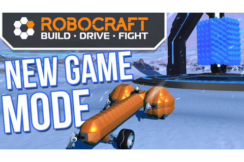 Robocraft - Game Update MOBA Game Mode! Respawned and ...