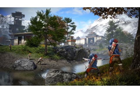 Download Far Cry 4 – Overrun Full PC Game
