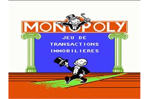 Monopoly (1991 video game) on Qwant Games