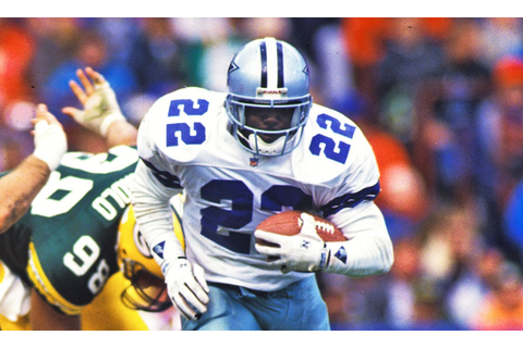 Emmitt Smith (RB, Dallas Cowboys) Career Highlights | NFL ...