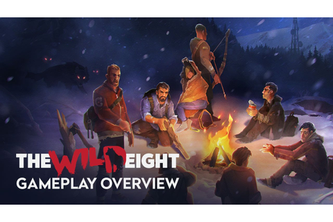 The Wild Eight — Gameplay Overview - YouTube