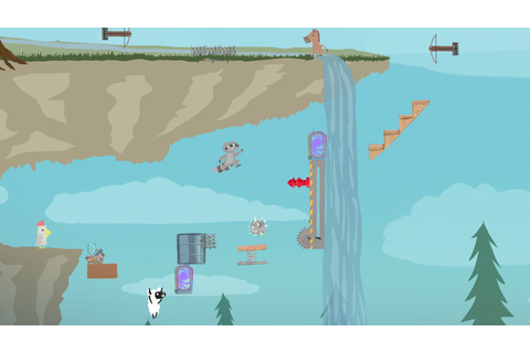Ultimate Chicken Horse — Clever Endeavour Games