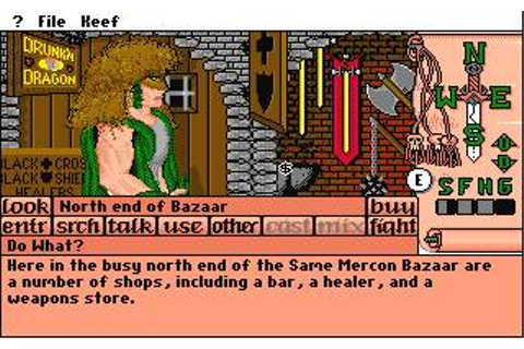 Keef The Thief Download (1989 Adventure Game)