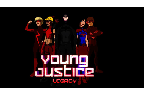 Young Justice Legacy PC Game Download ~ Download Softwares ...