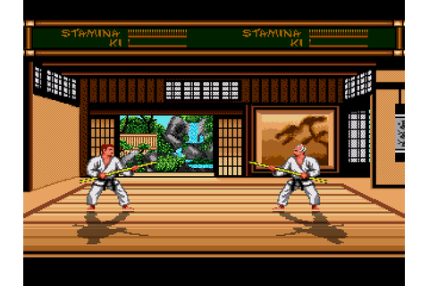 Budokan-The Martial Spirit Download Game | GameFabrique
