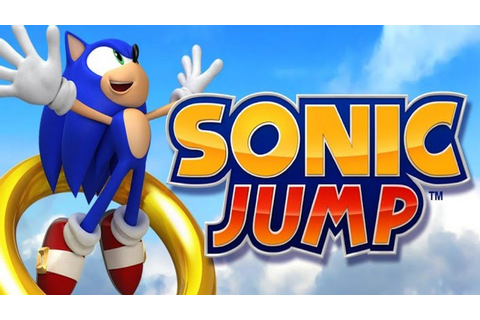 Sonic Jump Android Game Review - YouTube