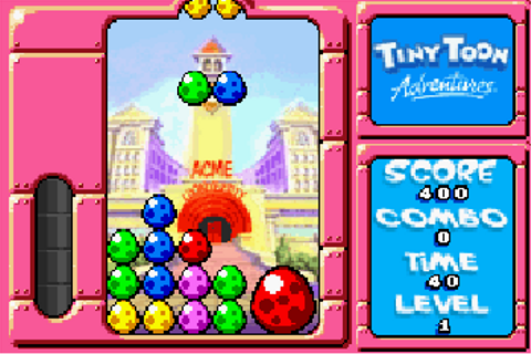Tiny Toon Adventures: Wacky Stackers - Symbian game. Tiny ...