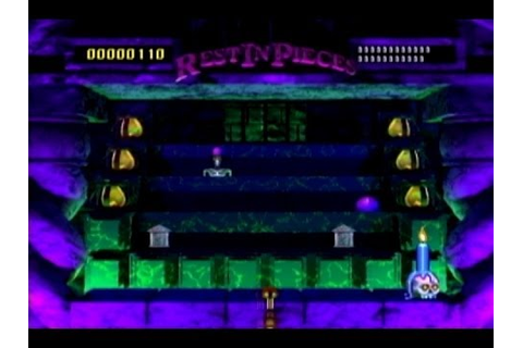 Philips CD-i: Mystic Midway: Rest in Pieces [Philips POV ...
