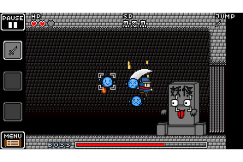 Platform Game Ninja Smasher! Now Available For A Reduced ...