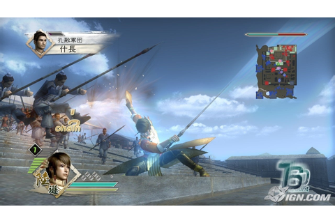 Dynasty Warriors 6 - RELOADED [PC-Game] 4,4GB - Mediafire ...
