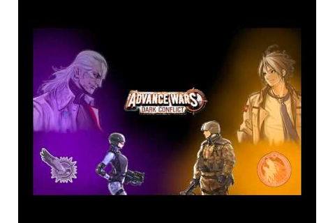 Advance Wars : Dark Conflict - Days of Ruin /!\ 10min ...