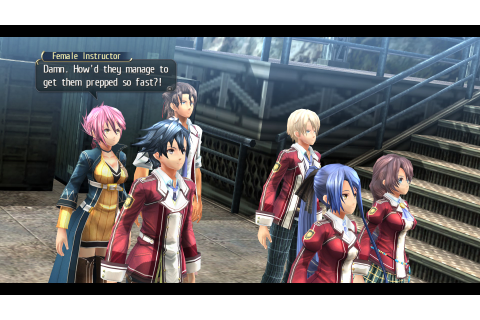 The Legend of Heroes: Trails of Cold Steel PC Review ...