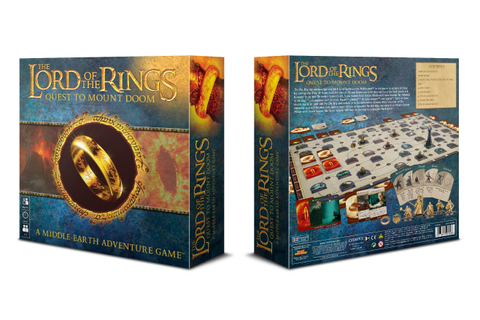 New Lord of the Rings board game due out – The Tolkien Society