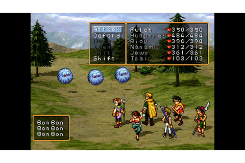 Suikoden II ... (PS1) - YouTube