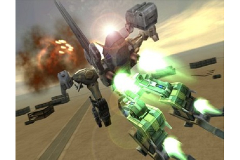 Armored Core Last Raven Sony Playstation 2 Game