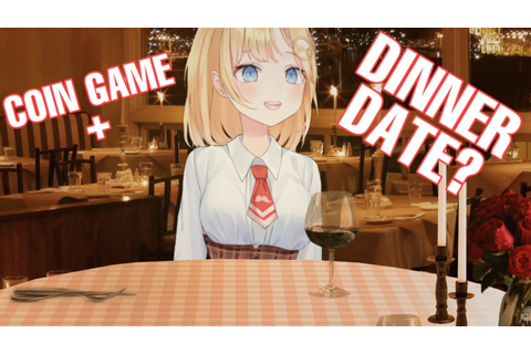 【ARCADE DATE】The Coin Game & Dinner! - YouTube