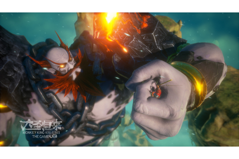 Monkey King: Hero Is Back Co-Developed by Sony Japan ...