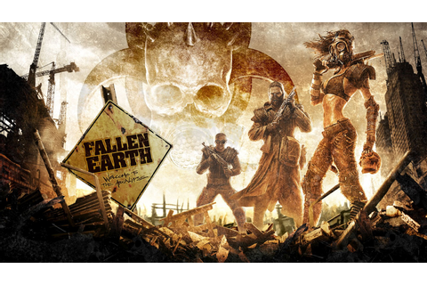 Just Walls: Fallen Earth Online Game Wallpaper