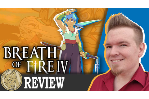 Breath of Fire IV Review! [PlayStation] The Game ...