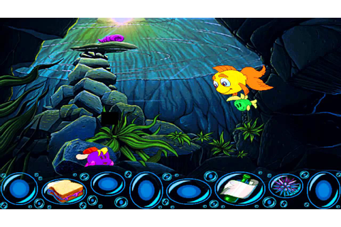 Freddi Fish And the Case of the Missing Kelp Seeds Part 1 ...