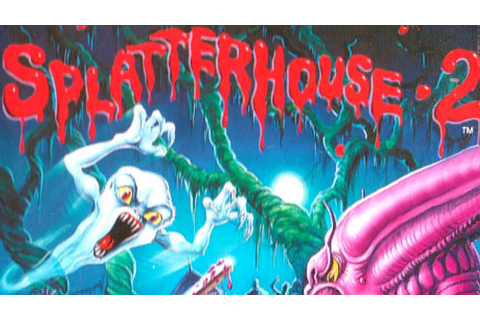 Let's Play Splatterhouse 2: Complete Game - YouTube