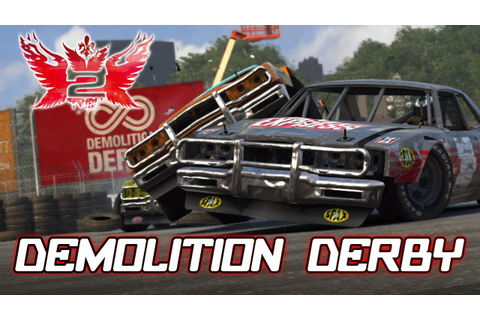 GRID 2 - PS3/X360/PC - Demolition Derby (Trailer) - YouTube
