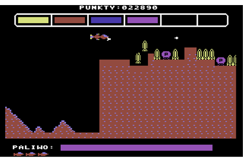 Download Super-Penetrator (Commodore 64) - My Abandonware