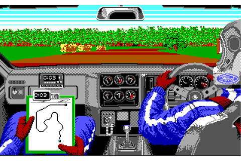 Lombard RAC Rally | Old DOS Games packaged for latest OS