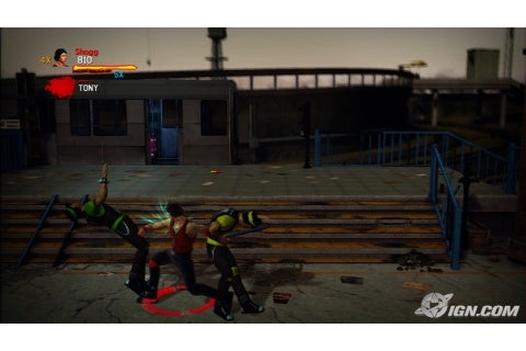 The Warriors: Street Brawl Review - IGN