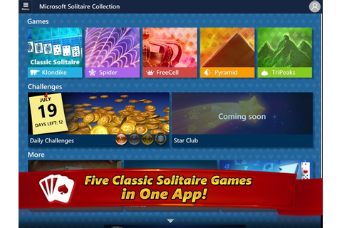 Microsoft Solitaire comes to iOS and Android | On MSFT