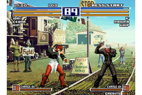 The King of Fighters 2003 (Game) | GamerClick.it