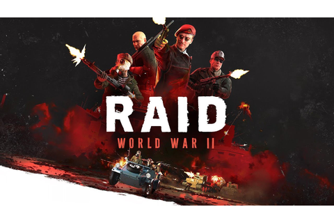 RAID World War II Gameplay (PC) - YouTube