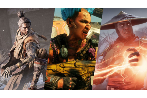 All the video game release dates for PS4, Xbox One, PC ...