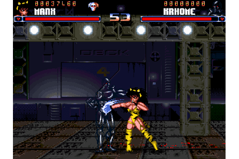 Indie Retro News: Shadow Fighter - A brilliant Amiga beat ...