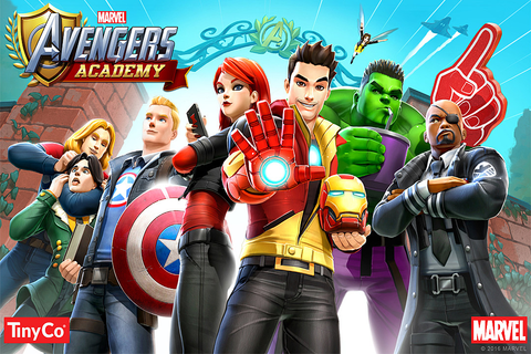 Marvel Avengers Academy Review