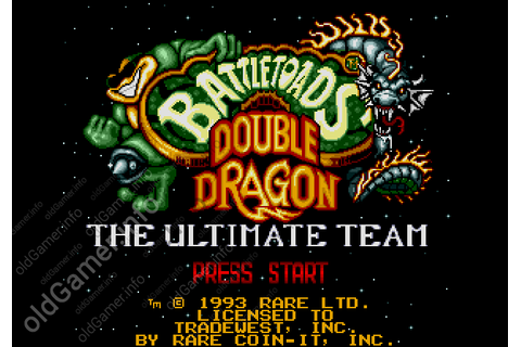 Скачать Battletoads & Double Dragon: The Ultimate Team ...