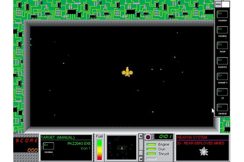 Operation: Inner Space Download (1994 Arcade action Game)