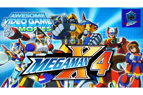 Mega Man X4 Review (PSX, Saturn, PC) - Awesome Video Game ...