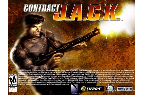 Contract J.A.C.K. v1.1 US English Patch file - Mod DB
