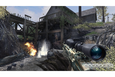 Dream Games: Call Of Duty 4 - Modern Warfare II
