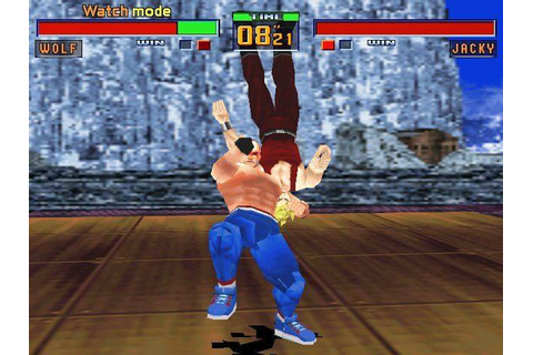 Download Virtua Fighter 2 (Windows) - My Abandonware
