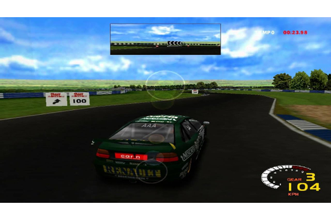 Toca 2 Touring Cars PC Gameplay HD - YouTube