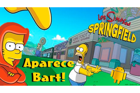 Los Simpson Springfield - Bart Simpson - Android Games ...