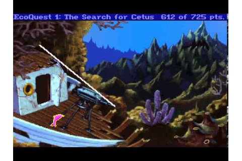 EcoQuest: The Search for Cetus (the best of classic PC ...
