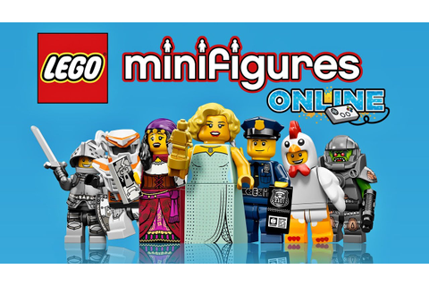 LEGO Minifigures Online - Game App for iPad, iPhone ...