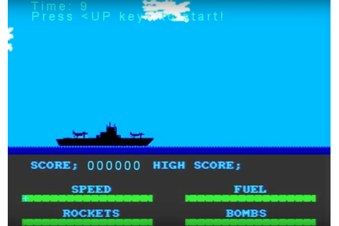Indie Retro News: Harrier Attack - Amsoft classic coming ...