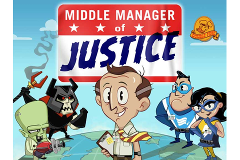 Middle Manager of Justice Review (iOS) – Thomas Welsh